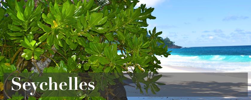 africa - seychelles