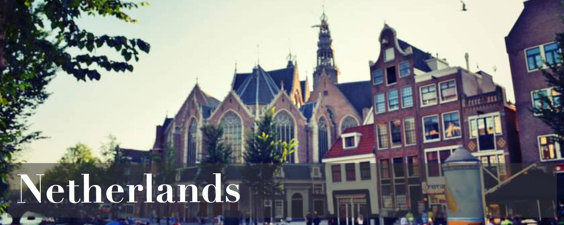 europe - netherlands